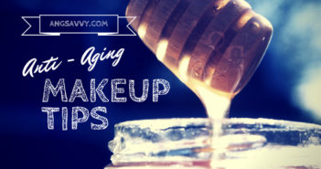 Anti Aging Makeup Tips