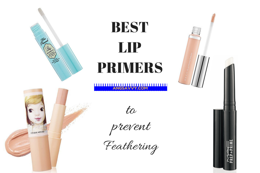 Best Lip Primers to Prevent Feathering