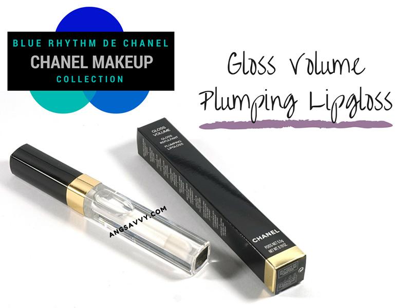 Blue Rhythm de Chanel Makeup Haul
