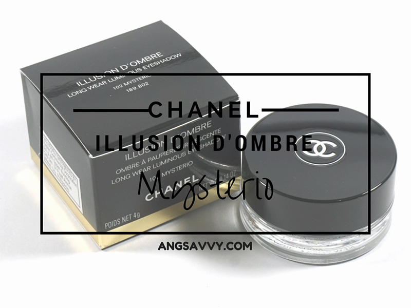 Chanel Illusion D'Ombre New Moon and Mysterio