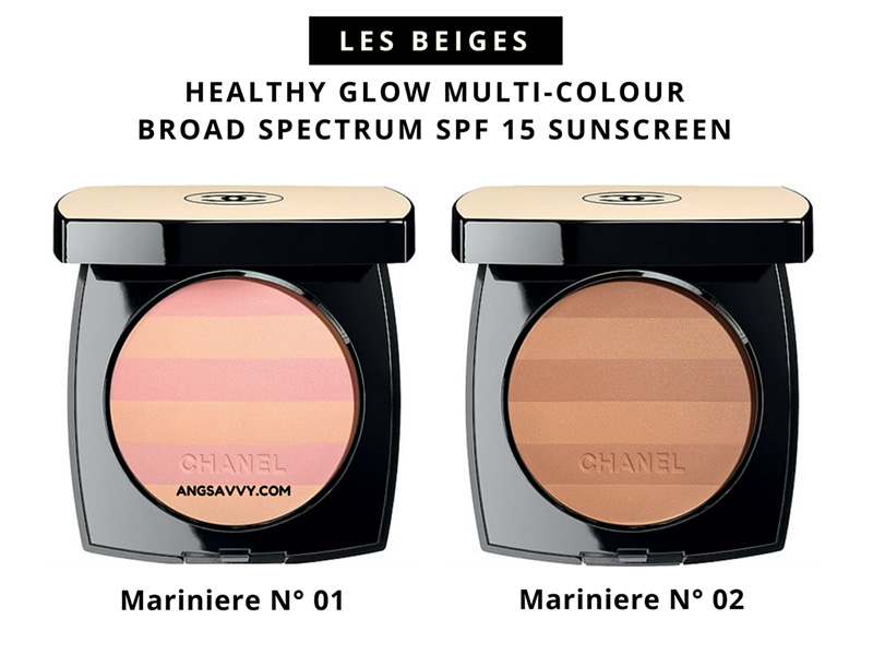 Chanel Les Beiges 2015 Collection