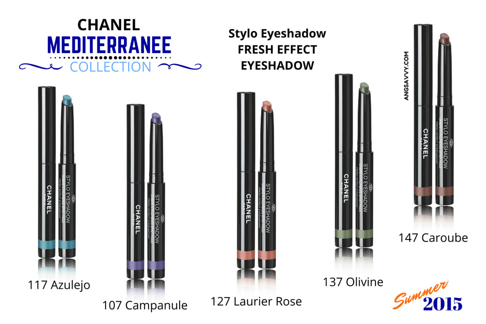 chanel summer 2015 makeup collection ang savvy