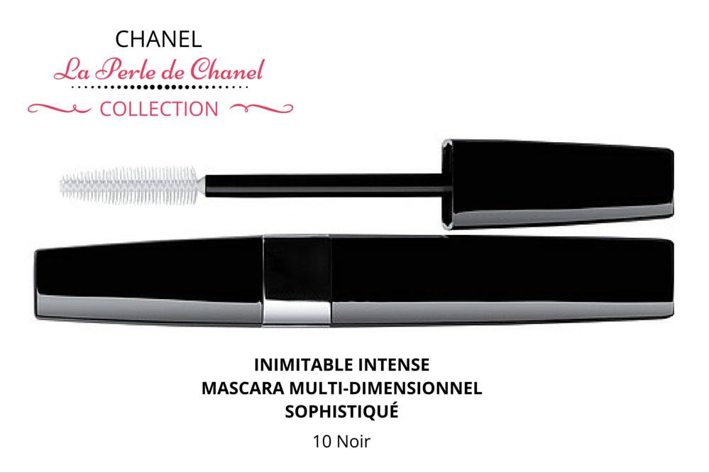 Inimitable Intense Multi Dimensional Mascara by Chanel #12
