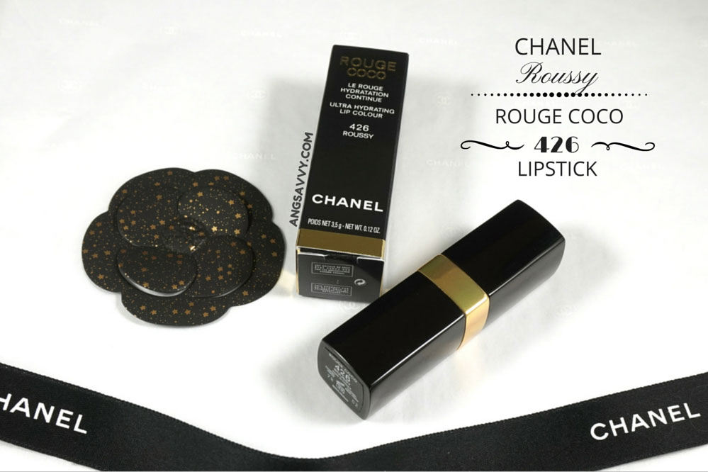 Chanel Roussy Rouge Coco 426 Lipstick