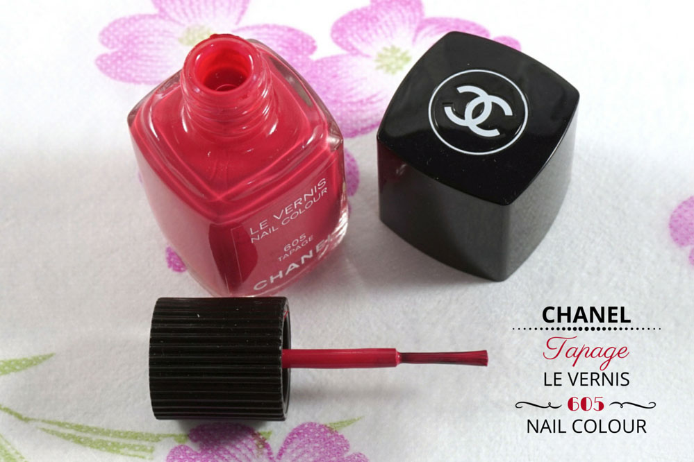 Chanel Tapage Le Vernis 605 Nail Polish