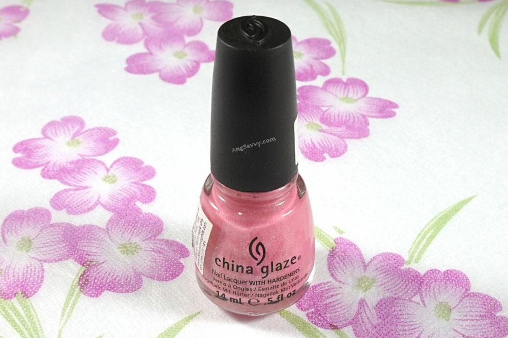 China Glaze Exquisite Nail Polish Review - Ang Savvy