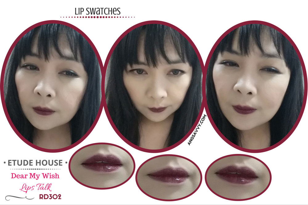 Etude House Dear My Wish Lips Talk RD302