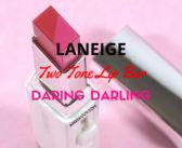 Laneige Two Tone Lip Bar Daring Darling Review