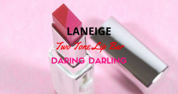 Laneige Two Tone Lip Bar Daring Darling