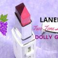 Laneige Two Tone Lip Bar Dolly Grape