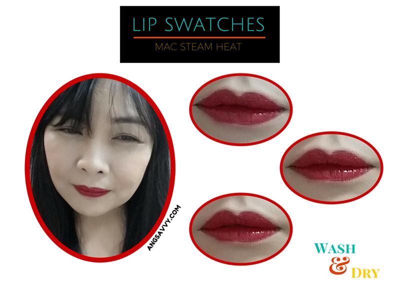 MAC-Steam-Heat-Lipstick-Lip-Swatches