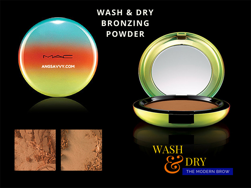 MAC Wash and Dry The Modern Brow