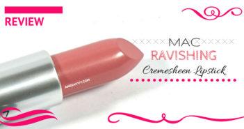MAC Ravishing Lipstick Cremesheen