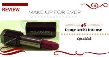 Make Up For Ever Rouge Artist Intense 46 Lipstick