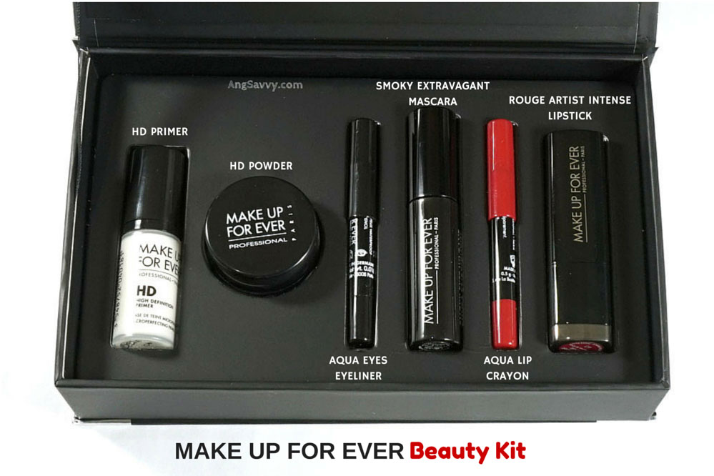 Make Up For Ever Makeup Haul