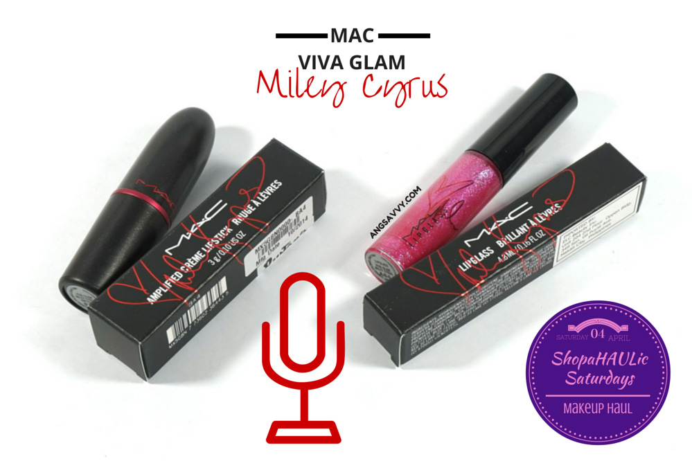Makeup Haul MAC and The Face Shop