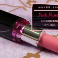 Maybelline Color Show Pink Punch Lipstick