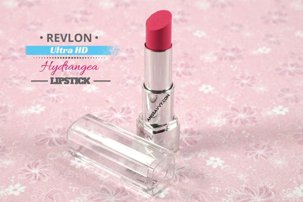 Revlon Ultra HD Lipstick Hydrangea