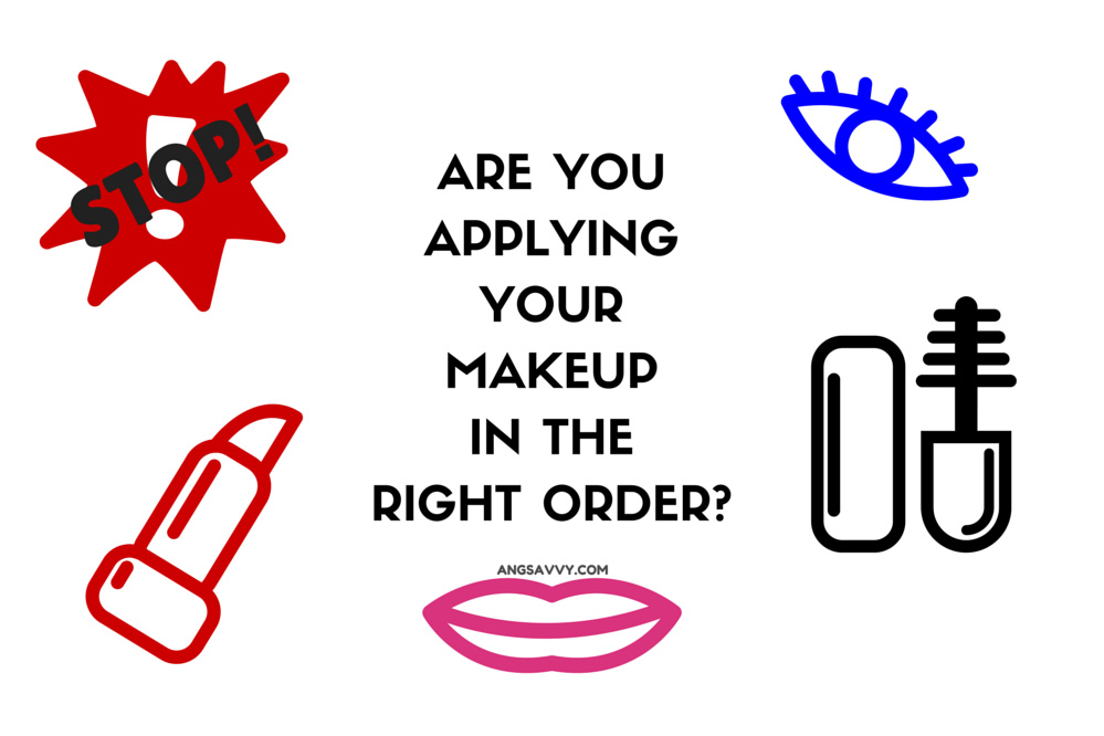 Steps To Apply Makeup Properly
