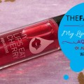 The Face Shop My Lips Eat Cherry Aqua Tint Juicy Cherry