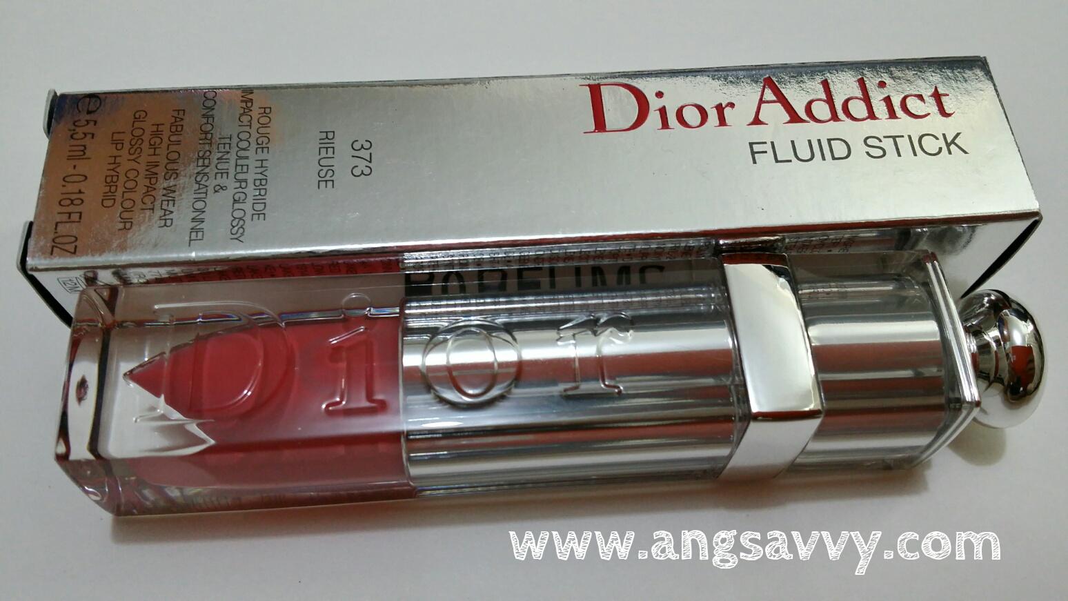 dior, addict, fluid stick, 373, rieuse