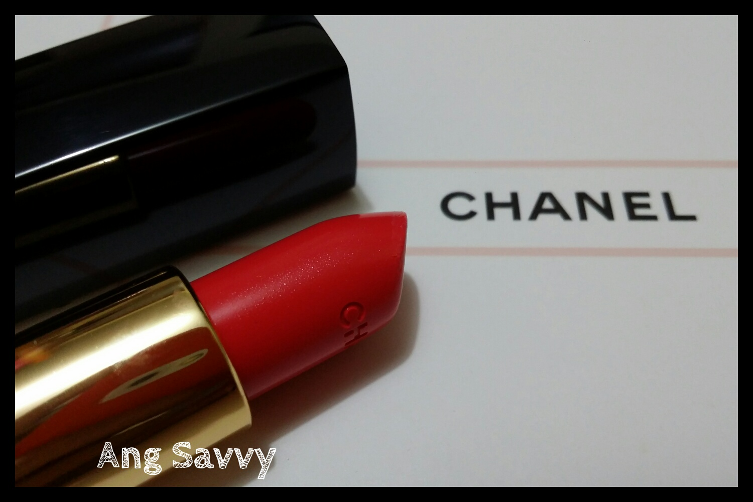 Chanel Rouge Allure Intense 136 Melodieuse