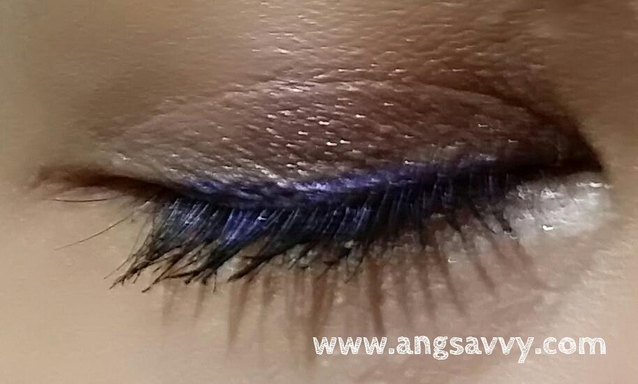 Chanel Illusion D'Ombre Long Wear Luminous Eyeshadow 96 Utopia with Chanel Stylo Yeux Waterproof Long-Lasting Eyeliner 908 Iris