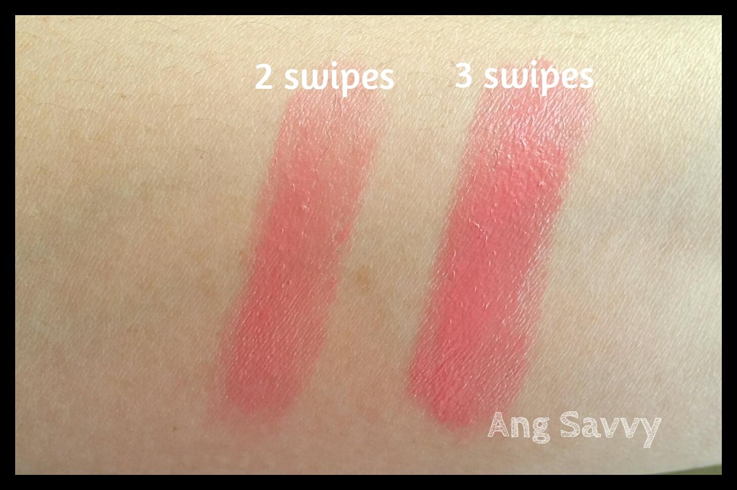 MAC Flamingo Lustre Lipstick