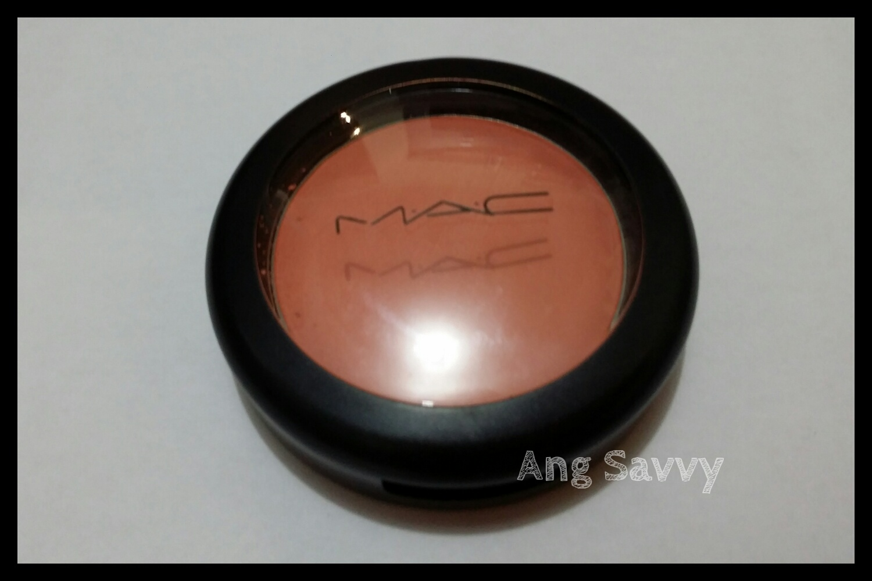 MAC Sheertone Peaches Blush