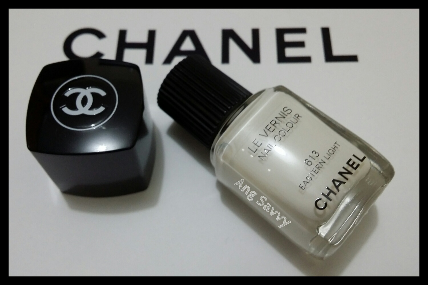 Chanel Le Vernis Nail Colour - 613 Eastern Light