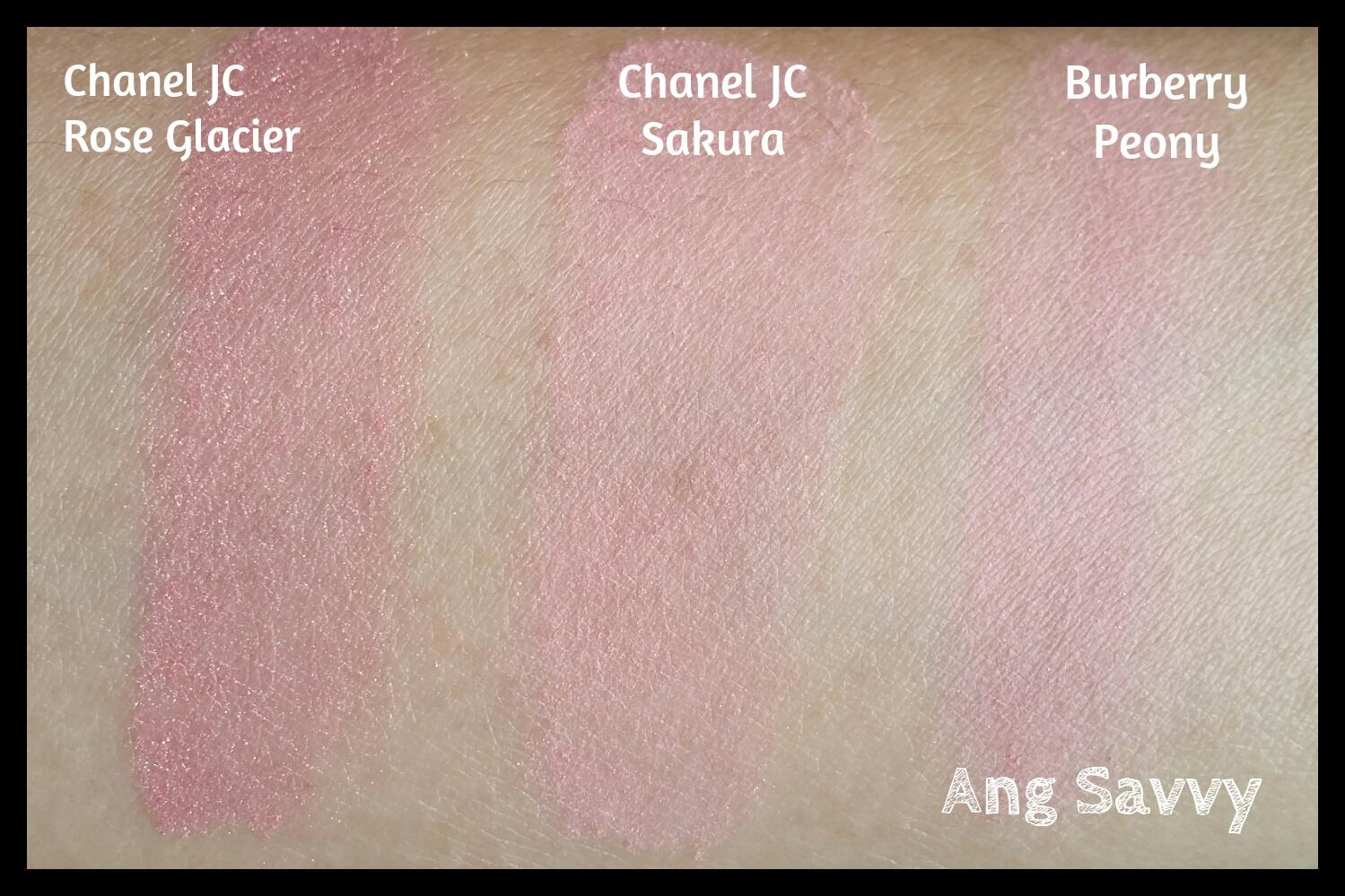 Chanel Joues Contraste Blush 170 Rose Glacier