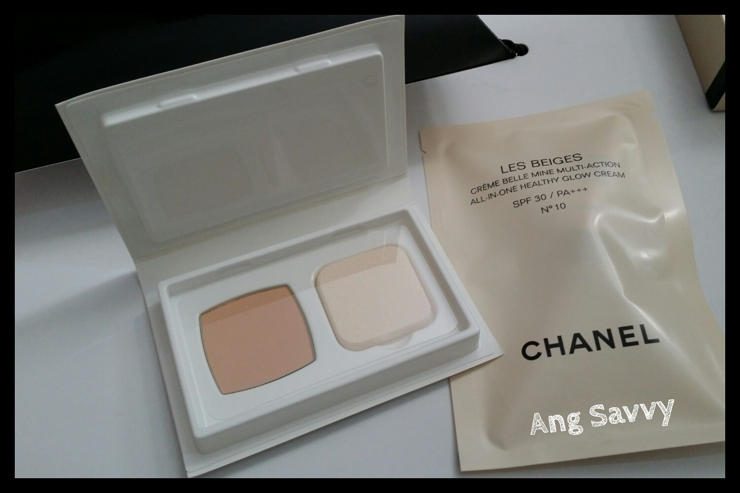 Chanel Samples Giveaway