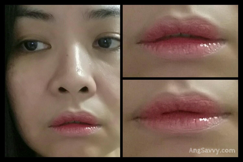 Simple Korean Gradient Lips