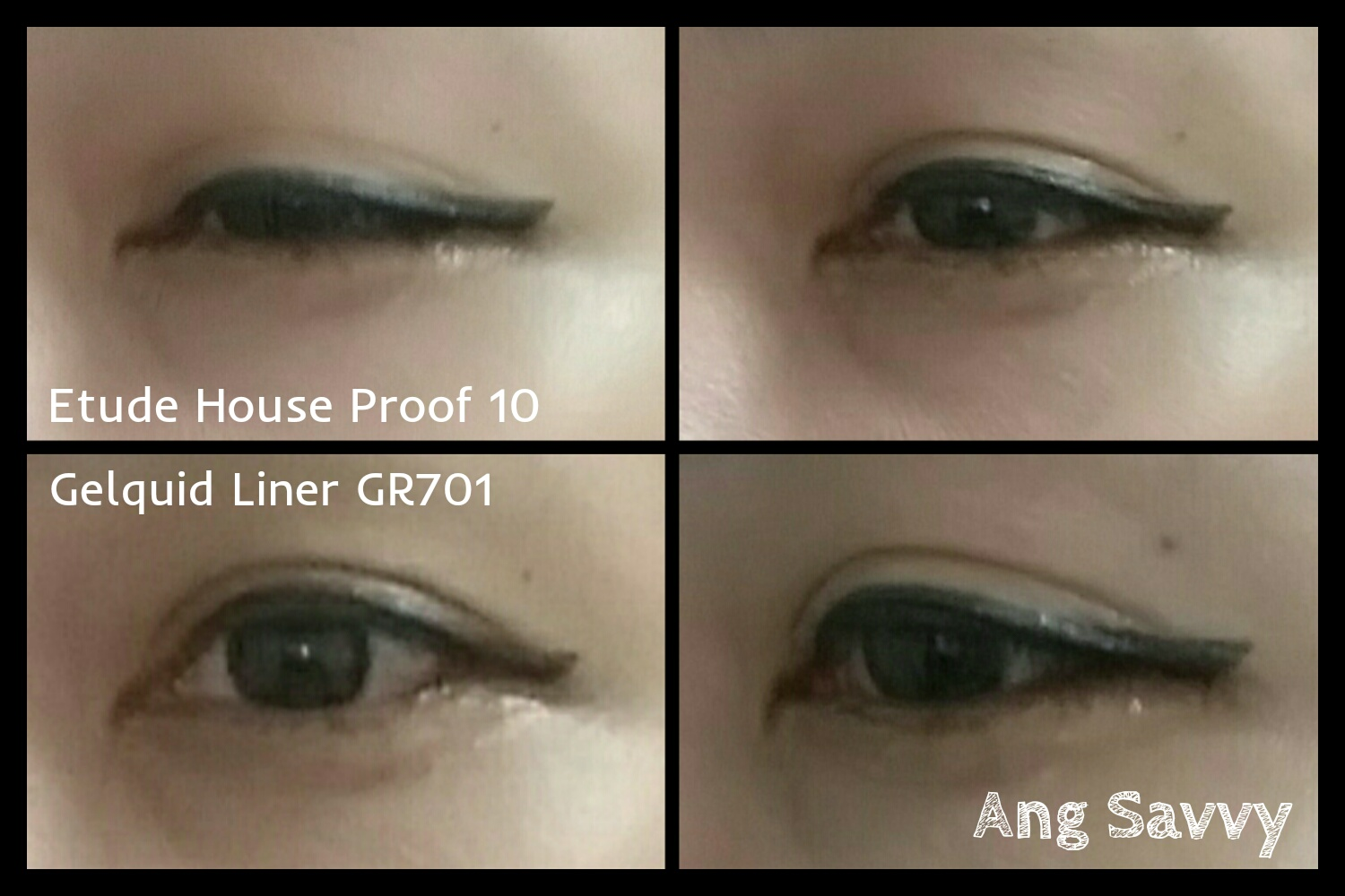 Etude House Proof 10 Gelquid Liner GR701 Forest