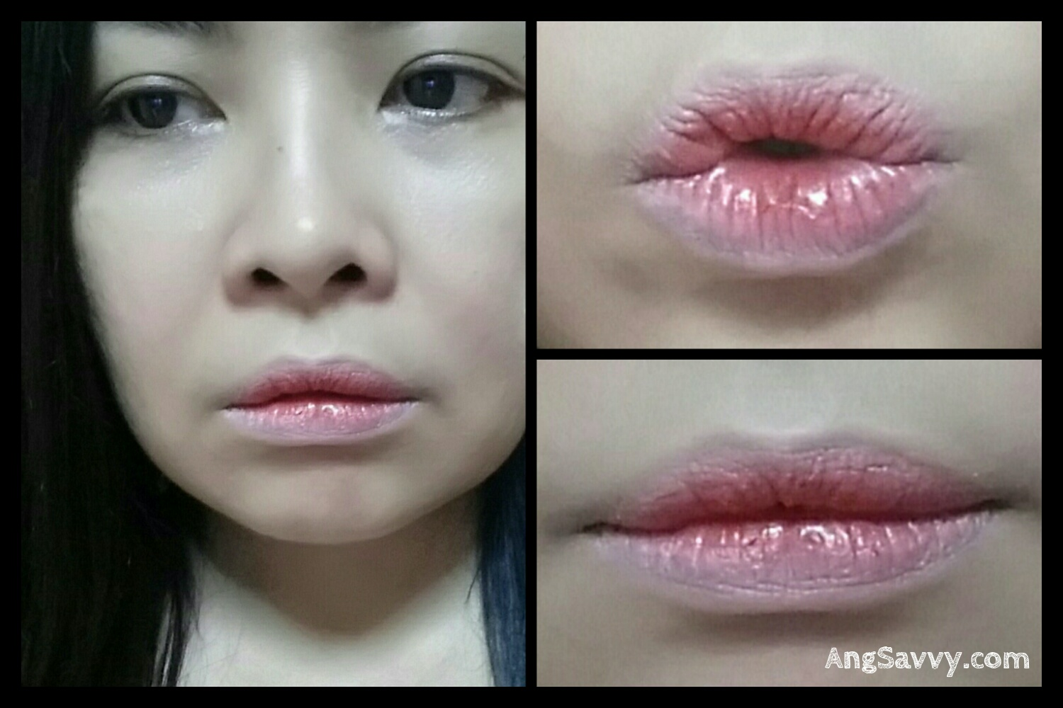 Easy, Simple Gradient Lips