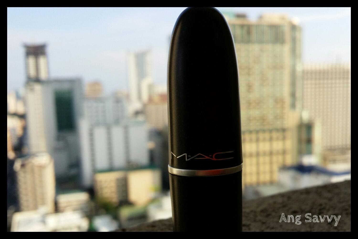 MAC Mehr Lipstick