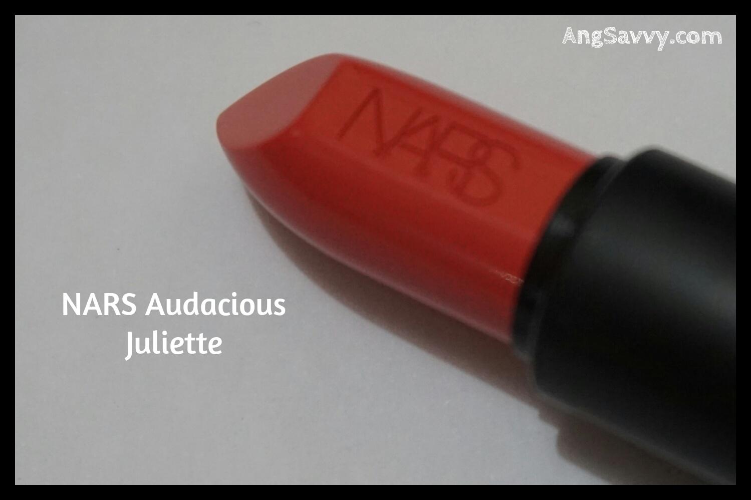 NARS Juliette Audacious Lipstick