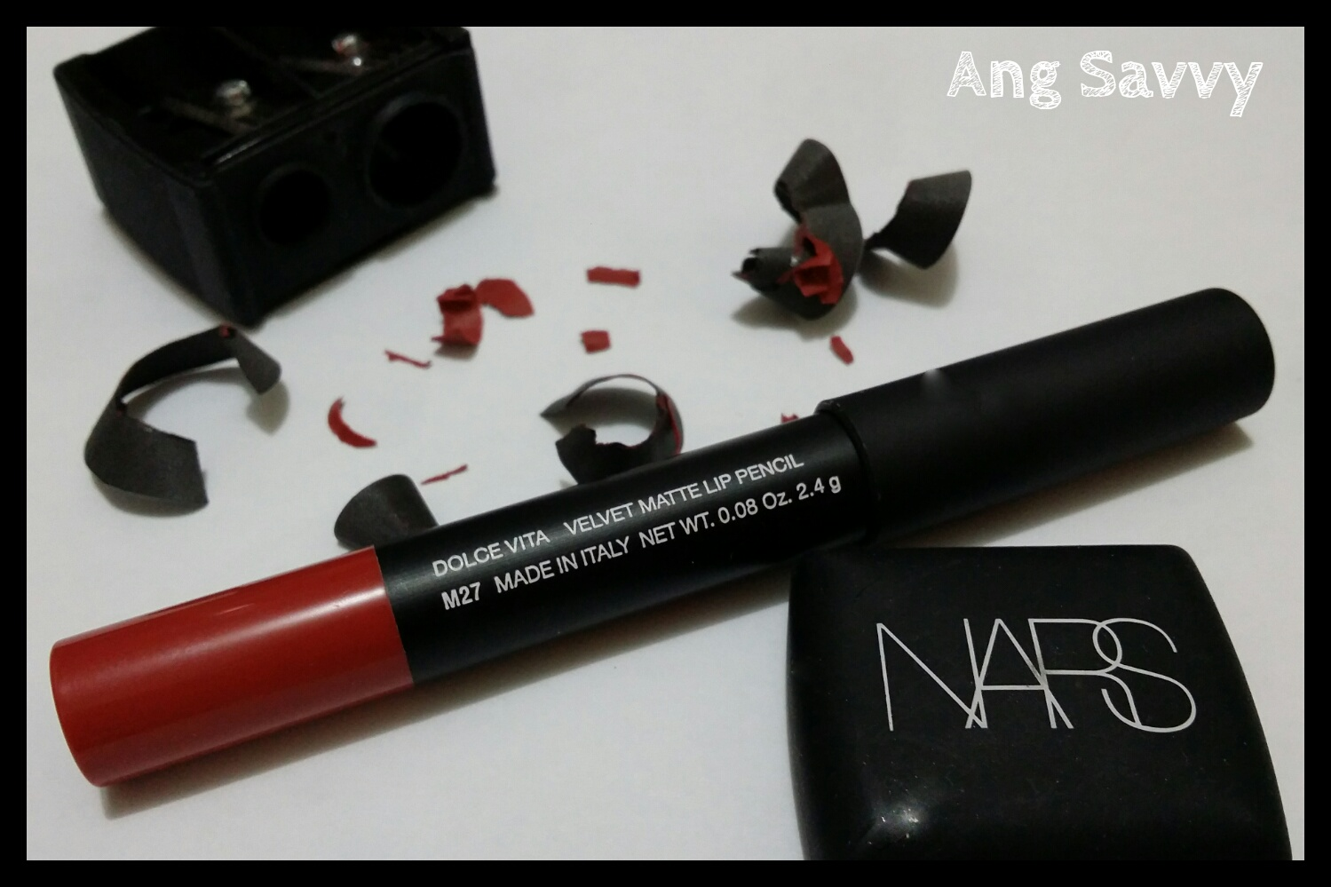 how to use nars lip pencil
