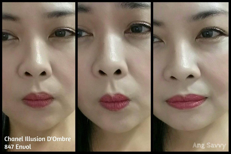 Chanel Illusion D'Ombre Long Wear Luminous Eyeshadow in 847 Envol
