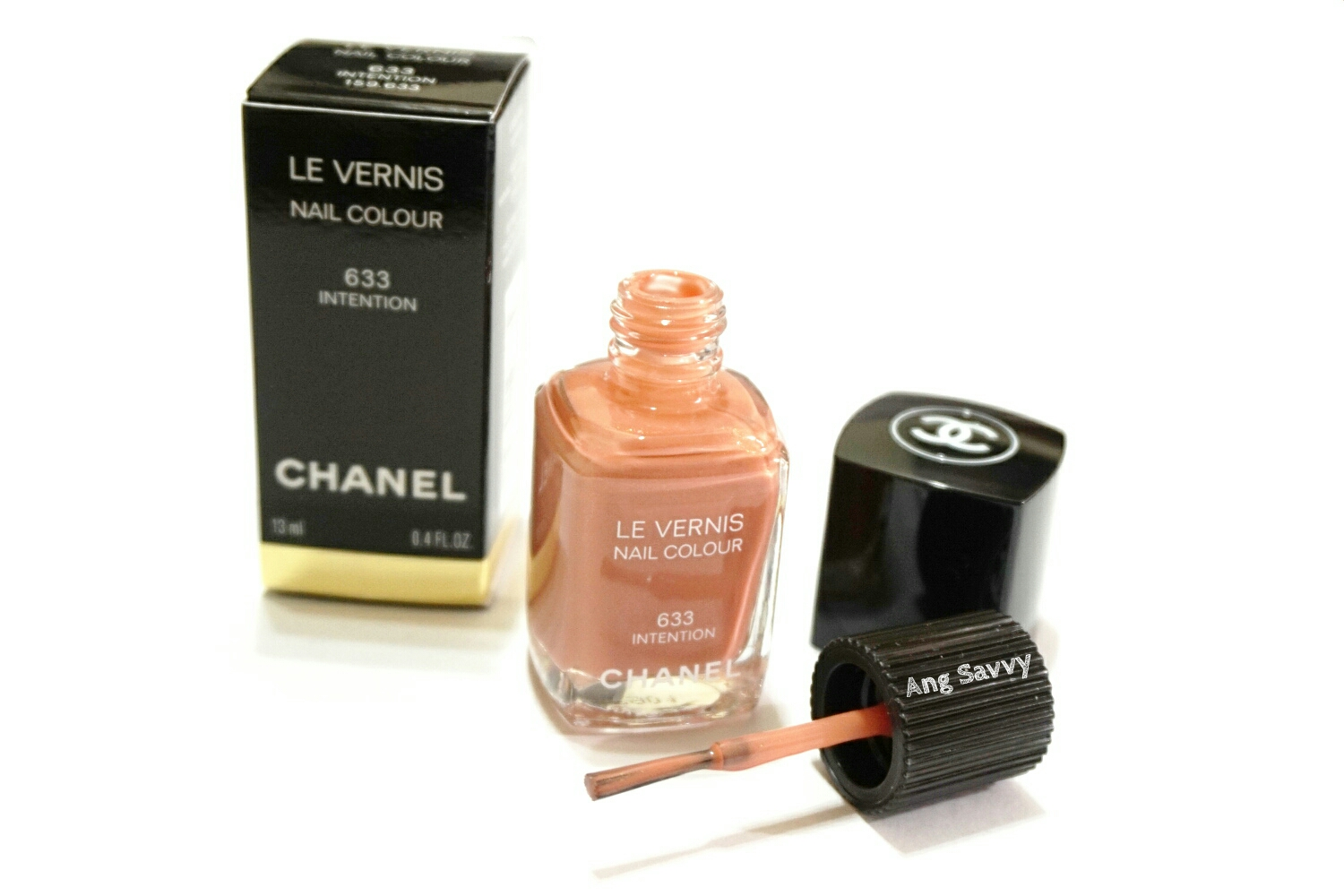 Chanel Le Vernis Intention