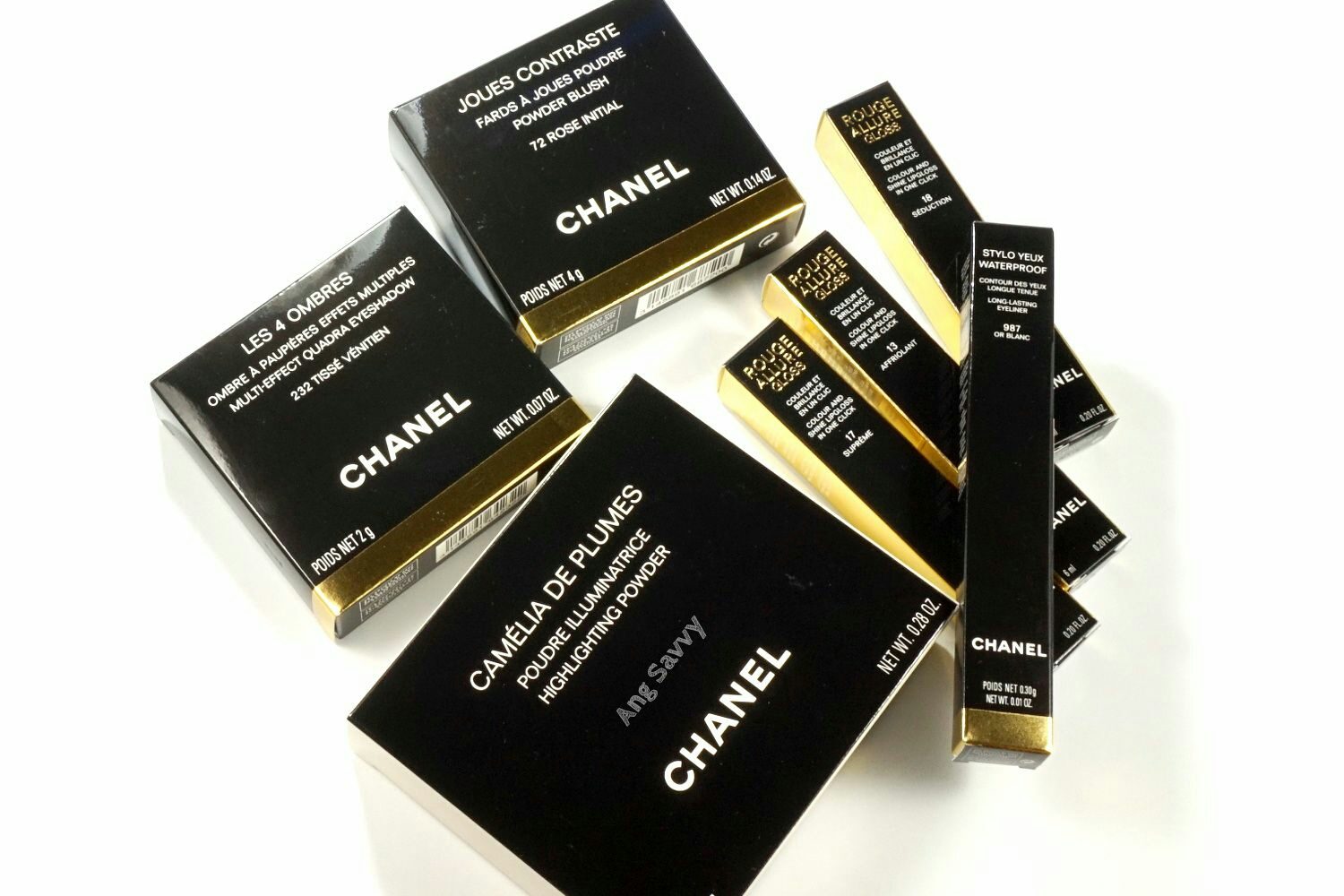 Makeup Haul: Chanel