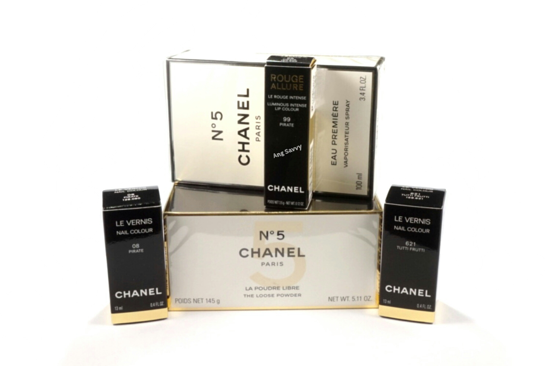 Makeup Haul: Chanel