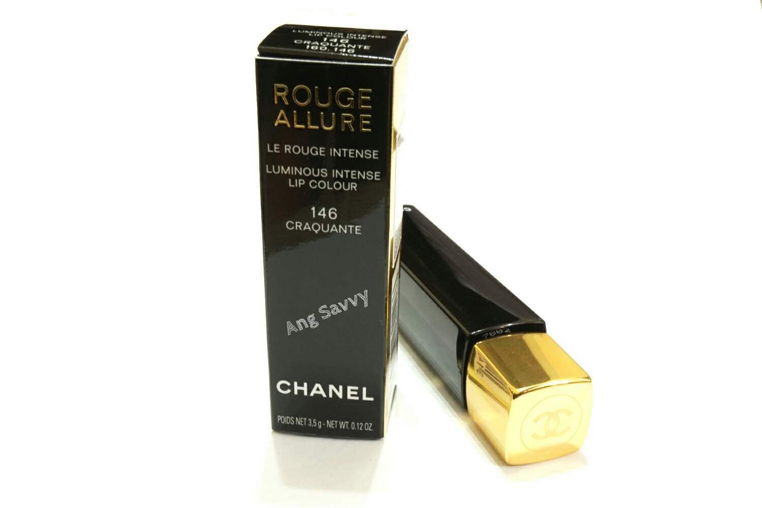 Chanel Rouge Allure 146 Craquante