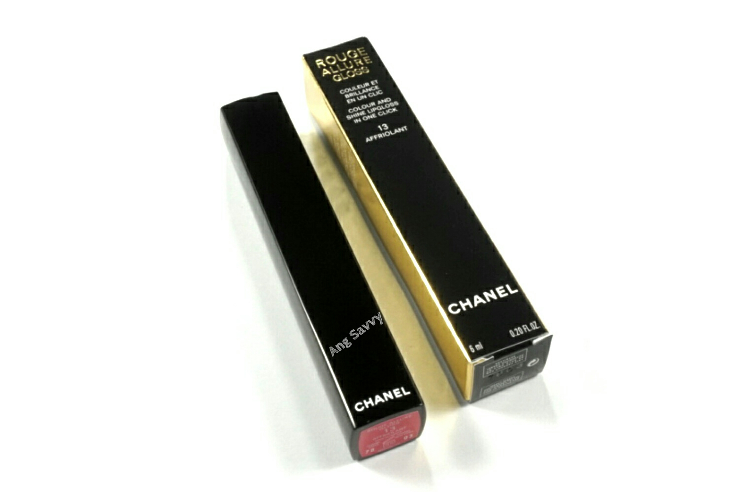 Chanel Rouge Allure Gloss 13 Affriolant