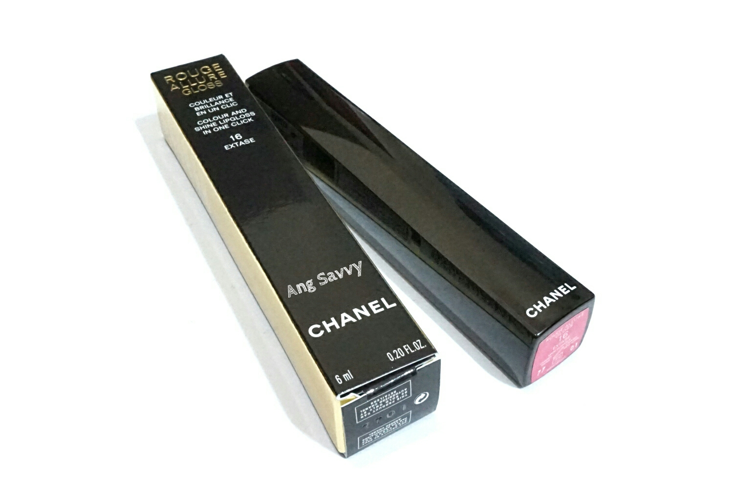 Chanel Rouge Allure Gloss 16 Extase