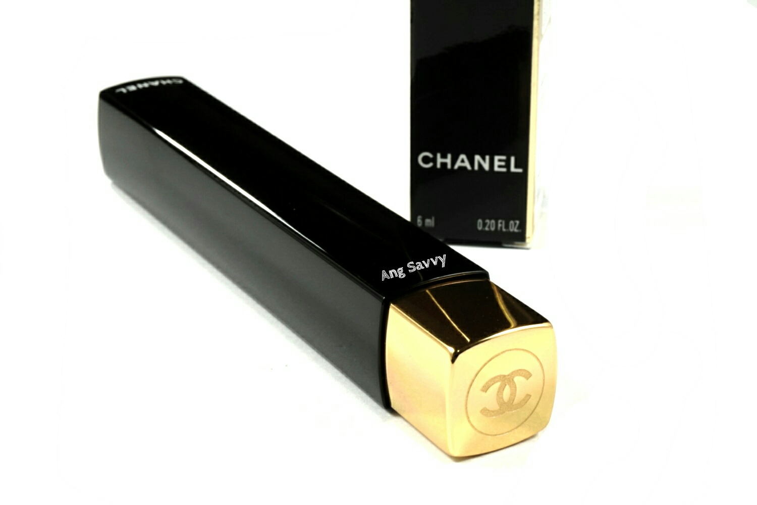 Chanel Rouge Allure Gloss 18 Seduction