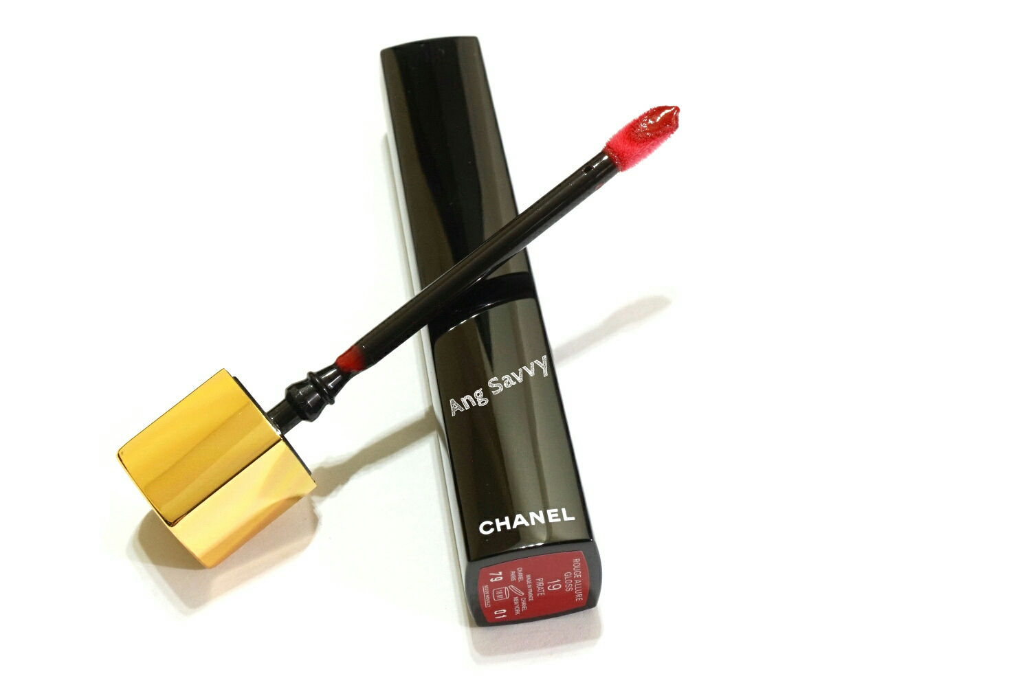 Chanel Rouge Allure Gloss 19 Pirate