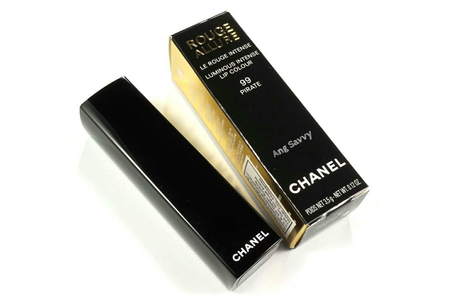 Chanel Rouge Allure 99 Pirate Lipstick