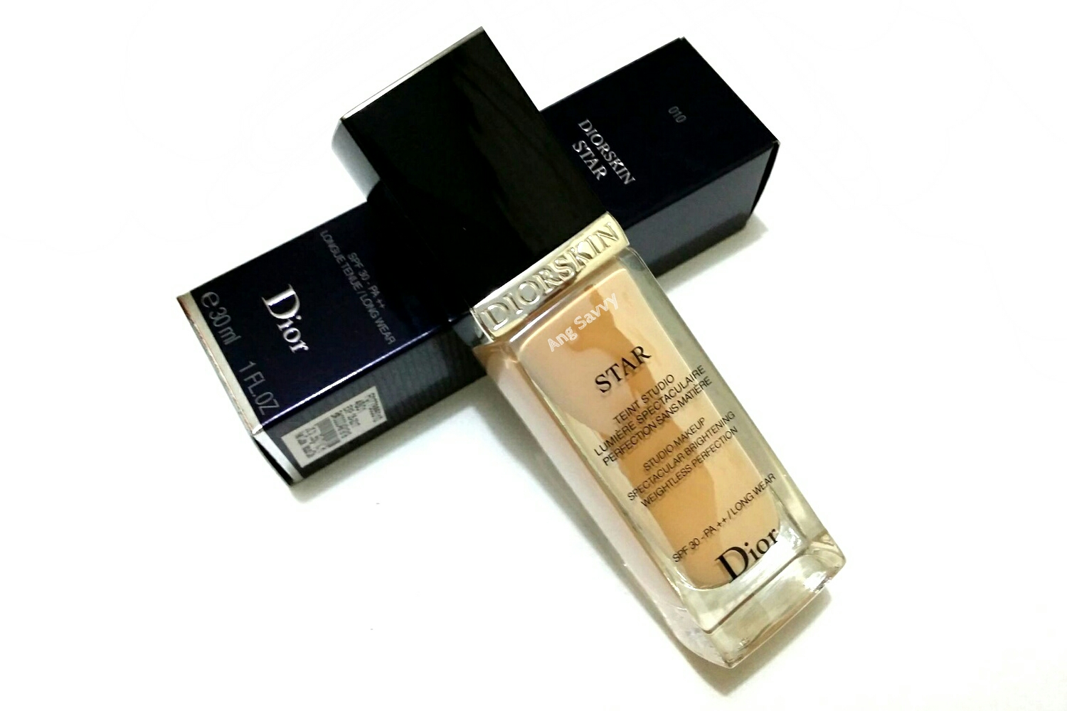 Dior Diorskin Star Studio Makeup Foundation
