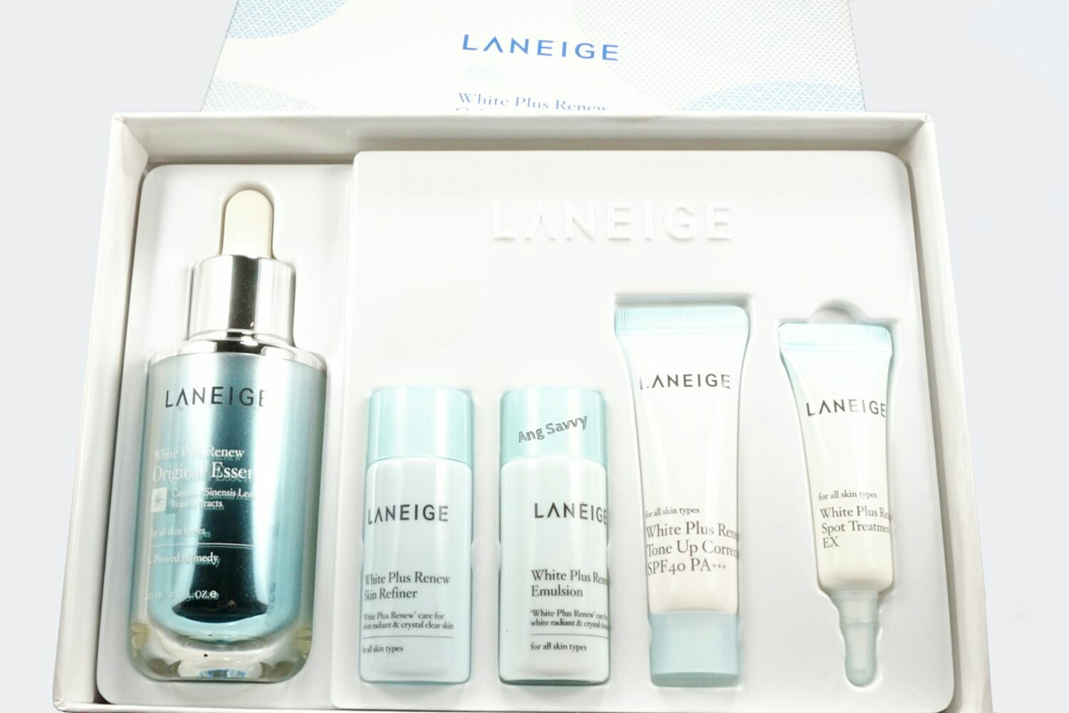 LANEIGE Sparkling Makeup Collection Launch